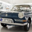 BMW 700 (1964) in BMW Museum, Munich — Stock Photo #29963771