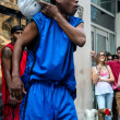 Stock Photo: Street dancer in New York