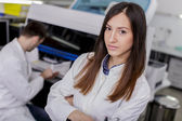 Modern medical laboratory — Zdjęcie stockowe