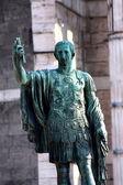 La escultura en roma — Foto de Stock