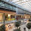 Potsdamer Platz Arkaden shopping mall in Berlin — Stock Photo