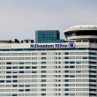 Stock Photo: Millennium Hilton hotel in Bangkok