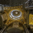 Saint Peter Cathedral in Vatican — Stock Photo
