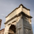 Arch of Titus in Roman forum, Rome, Italy — Stock Photo