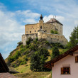 Stock Photo: Schloss Tarasp in Switzerland