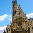 Church of St-Etienne-du-Mont in Paris, France — Stock Photo