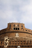 Castel Sant' Angelo, Rome, Italy — Photo