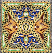 Traditional tiles from Porto — Stock Photo