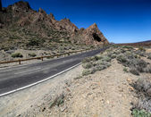 Teide National Park in Spain — Stock Photo