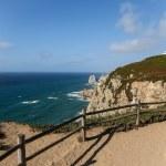 Cabo de Roca, Portugal — Stock Photo #33696257