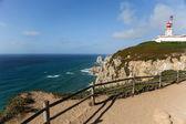 Cabo de roca, portugalsko — Stock fotografie