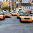 New York taxi — Stock Photo #34287041