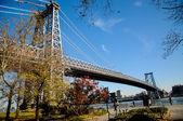 Manhattan Bridge in New York — Stock Photo