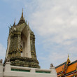 Belltower In Wat Pho, Bangkok, Thailand — Stockfoto