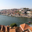 Douro river in Porto, Portugal — Stock Photo