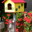 Birdhouse — Foto Stock #34667305