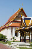 Grand Palace in Bangkok, Thailand — Foto de Stock