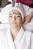 Cosmetic treatment — Stock Photo
