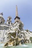 Panteonu w rzymie, włochy — Zdjęcie stockowe