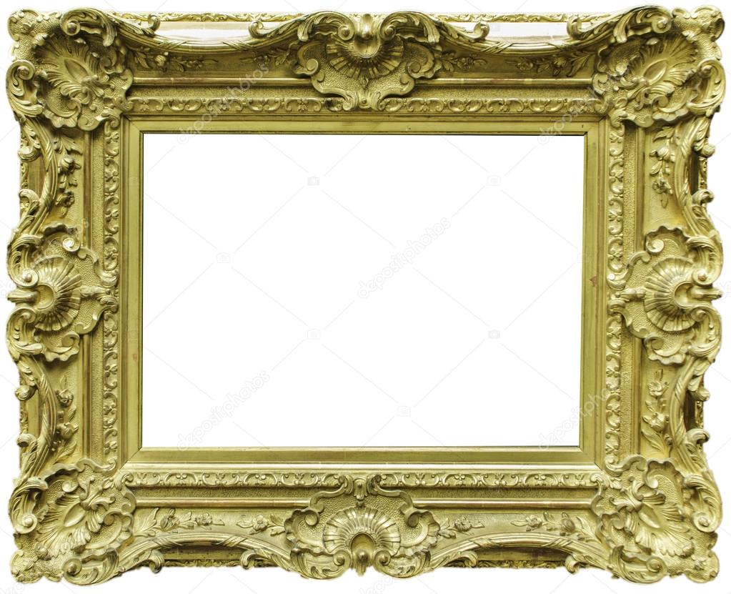 Empty frame stock photo boggy22 34667345 for What to do with empty picture frames