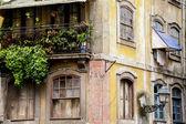 Starý dům v porto, portugalsko — Stock fotografie