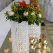 Wedding decorations — Stockfoto