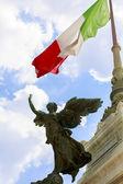 Vittoriano in Rom, Italien — Stockfoto
