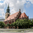 Stock Photo: St. Mary's Church, Berlin