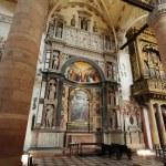 St. Anastasia church in Verona, Italy — Stock Photo #36017923