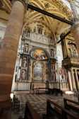 St. Anastasia church in Verona, Italy — Stockfoto