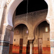Moroccan mosque — Stock Photo