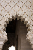 Mausoleum of Mohammed V in Rabat, Morocco — Stock Photo