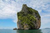Costa tailandesa — Fotografia Stock