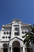 Saint Nicholas Cathedral in Monaco — Stock Photo