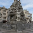 Stock Photo: PiazzUnitin Trieste, Italia