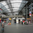 Berlin Central Station — Stock Photo