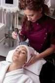 Cosmetische behandeling — Stockfoto