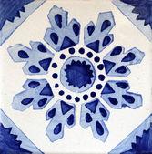 从波尔图,葡萄牙传统瓷砖 — 图库照片