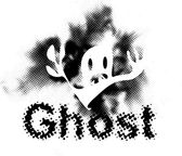 The Ghost — Stock Vector