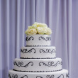 Wedding cake — Stock fotografie #38185423
