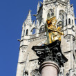 Stock Photo: Marienplatz, Munich