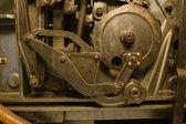 Vintage mekanizması — Stok fotoğraf
