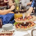 Desserts — Stock Photo #39935523