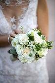La novia — Foto de Stock