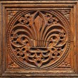 Stock Photo: Carvings