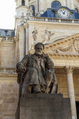 Victor Hugo monument in Paris, France — Stock Photo