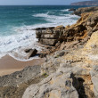 Atlantic coast in Portugal — Stock Photo
