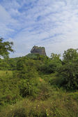 Sigiriya Rock Fortress at Matale, Sri Lanka — Stockfoto