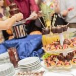 Desserts — Stock Photo #40941845
