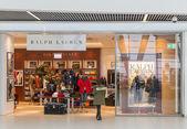 Ralph Lauren shop — Stock Photo